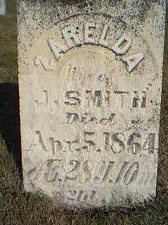 SMITH, ZARELDA - Taylor County, Iowa | ZARELDA SMITH