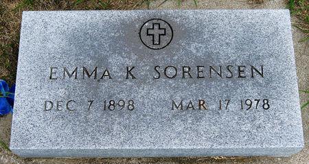 SORENSEN, EMMA KATHRYN - Taylor County, Iowa | EMMA KATHRYN SORENSEN