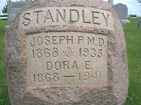 STANDLEY, DORA E. - Taylor County, Iowa | DORA E. STANDLEY
