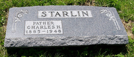 STARLIN, CHARLES HENRY - Taylor County, Iowa | CHARLES HENRY STARLIN