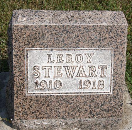 STEWART, LEROY - Taylor County, Iowa | LEROY STEWART