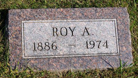 STEWART, ROY ALBERT - Taylor County, Iowa | ROY ALBERT STEWART