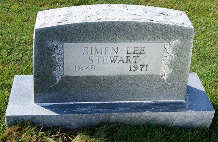 STEWART, SIMEN LEE - Taylor County, Iowa | SIMEN LEE STEWART