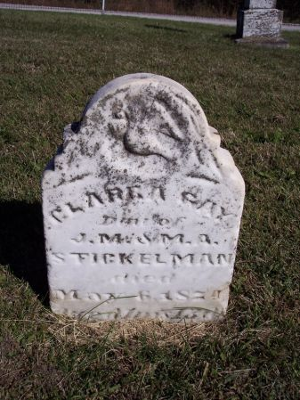 STICKELMAN, CLARRA GAY - Taylor County, Iowa | CLARRA GAY STICKELMAN