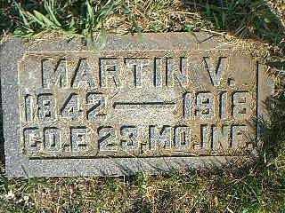 STRAIGHT, MARTIN V. - Taylor County, Iowa | MARTIN V. STRAIGHT
