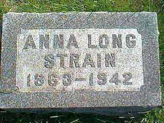 STRAIN, ANNA - Taylor County, Iowa | ANNA STRAIN