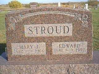 STROUD, MARY J. - Taylor County, Iowa | MARY J. STROUD