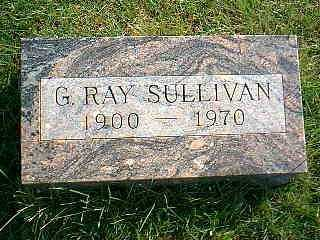 SULLIVAN, G. RAY - Taylor County, Iowa | G. RAY SULLIVAN