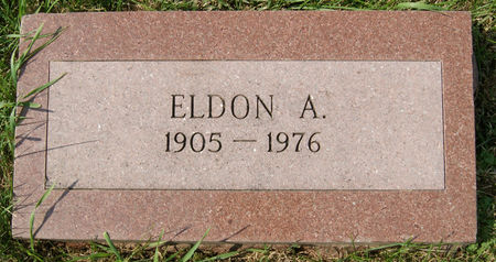 SWANSON, ELDON ANDREW - Taylor County, Iowa   ELDON ANDREW SWANSON