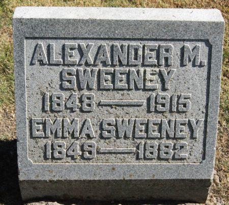 SARGENT SWEENEY, EMMA - Taylor County, Iowa   EMMA SARGENT SWEENEY