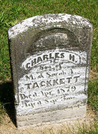 TACKETT, CHARLES H. - Taylor County, Iowa | CHARLES H. TACKETT