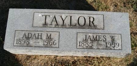 TAYLOR, JAMES WALTER - Taylor County, Iowa | JAMES WALTER TAYLOR