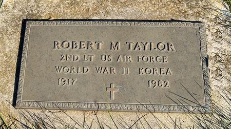 TAYLOR, ROBERT MORRIS - Taylor County, Iowa   ROBERT MORRIS TAYLOR