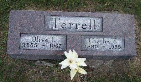TERRELL, CHARLES SUMNER - Taylor County, Iowa | CHARLES SUMNER TERRELL