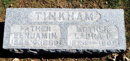 TINKHAM, LAURA FERN - Taylor County, Iowa   LAURA FERN TINKHAM