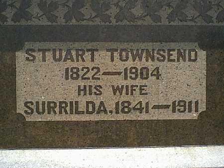 TOWNSEND, STUART - Taylor County, Iowa | STUART TOWNSEND