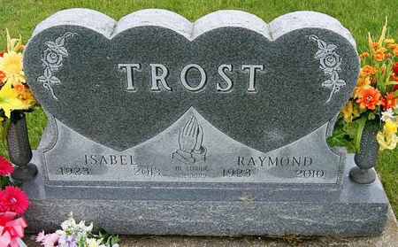 HORTON TROST, BESS ISABEL - Taylor County, Iowa   BESS ISABEL HORTON TROST
