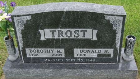 SELDERS TROST, DOROTHY MAE - Taylor County, Iowa   DOROTHY MAE SELDERS TROST