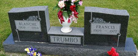 TRUMBO, BLANCHE - Taylor County, Iowa | BLANCHE TRUMBO
