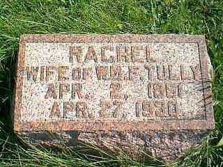 TULLY, RACHEL - Taylor County, Iowa | RACHEL TULLY