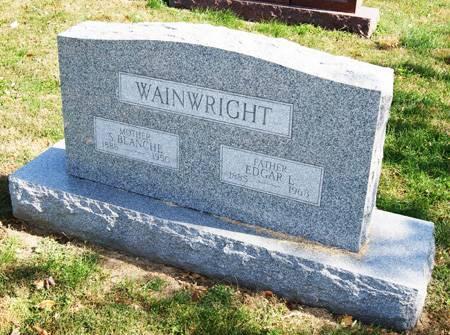 WAINWRIGHT, SARAH BLANCHE - Taylor County, Iowa   SARAH BLANCHE WAINWRIGHT