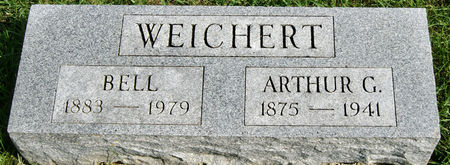 WEICHERT, ARTHUR GRAY - Taylor County, Iowa | ARTHUR GRAY WEICHERT