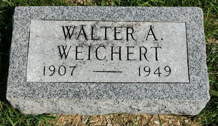 WEICHERT, WALTER A. - Taylor County, Iowa   WALTER A. WEICHERT