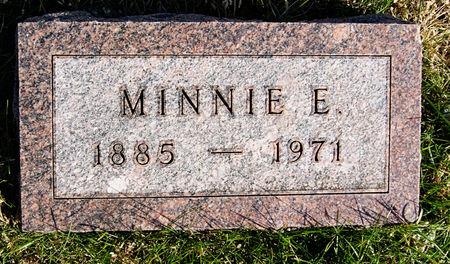 RASCHER WELCH, MINNIE EMILY - Taylor County, Iowa | MINNIE EMILY RASCHER WELCH