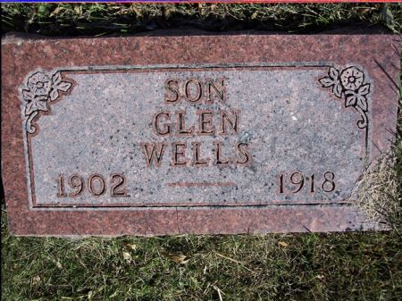 WELLS, GLEN - Taylor County, Iowa | GLEN WELLS
