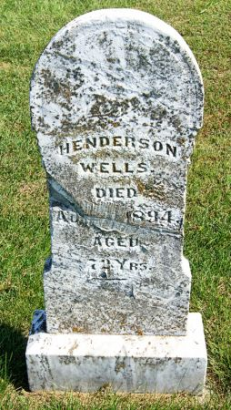 WELLS, HENDERSON - Taylor County, Iowa | HENDERSON WELLS