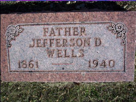 WELLS, JEFFERSON D. - Taylor County, Iowa | JEFFERSON D. WELLS