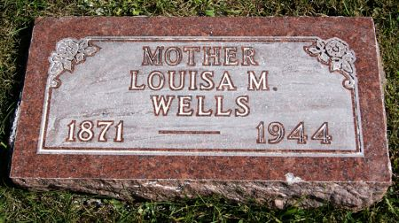 WELLS, LOUISA MISSOURI