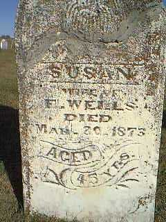 WELLS, SUSAN - Taylor County, Iowa | SUSAN WELLS