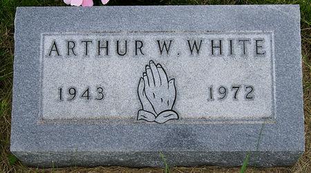 WHITE, ARTHUR WILLIAM - Taylor County, Iowa | ARTHUR WILLIAM WHITE