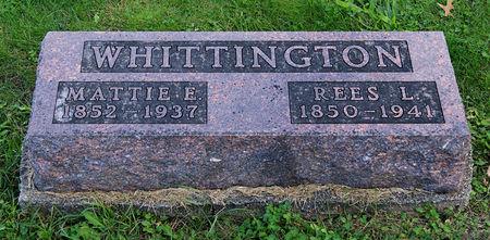 CONNER WHITTINGTON, MARTHA ELLEN