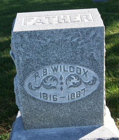 WILCOX, ROMULUS BRADFORD - Taylor County, Iowa | ROMULUS BRADFORD WILCOX