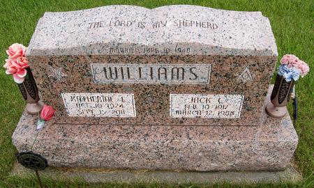WING WILLIAMS, KATHERINE E - Taylor County, Iowa | KATHERINE E WING WILLIAMS
