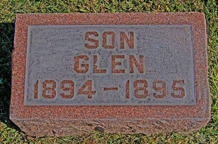 WILSON, GLEN - Taylor County, Iowa   GLEN WILSON