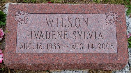 SMITH WILSON, IVADENE SYLVIA - Taylor County, Iowa   IVADENE SYLVIA SMITH WILSON