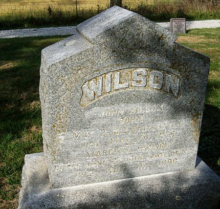 WILSON, JOHN - Taylor County, Iowa | JOHN WILSON
