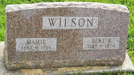 JORDAN WILSON, MARY