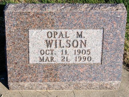 HEATHERINGTON WILSON, OPAL MELODY - Taylor County, Iowa | OPAL MELODY HEATHERINGTON WILSON