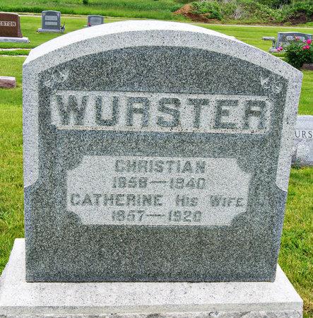 HAERING WURSTER, CATHERINE - Taylor County, Iowa | CATHERINE HAERING WURSTER