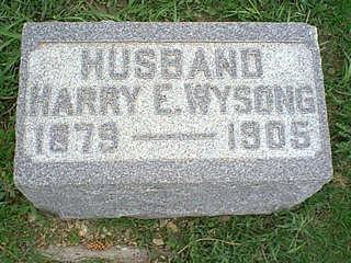 WYSONG, HARRY E. - Taylor County, Iowa | HARRY E. WYSONG