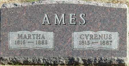 AMES, CYRENUS - Union County, Iowa | CYRENUS AMES