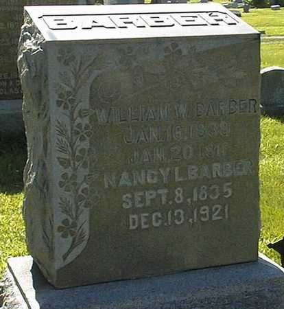 BARBER, NANCY L. - Union County, Iowa | NANCY L. BARBER
