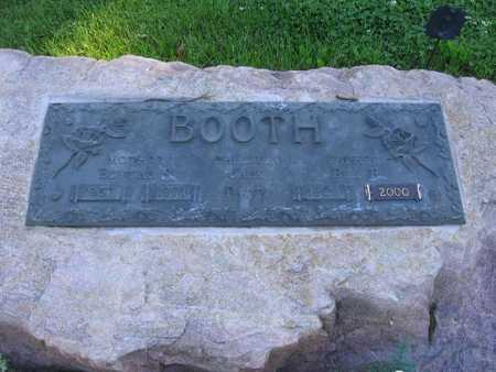 BOOTH, BILL E. - Union County, Iowa   BILL E. BOOTH
