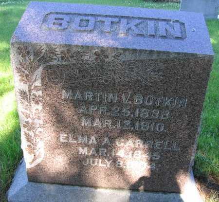BOTKIN, ELMA A. - Union County, Iowa | ELMA A. BOTKIN