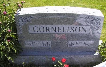 CORNELISON, GEORGE G. - Union County, Iowa | GEORGE G. CORNELISON