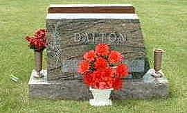 DALTON, ALBERT, JR - Union County, Iowa   ALBERT, JR DALTON